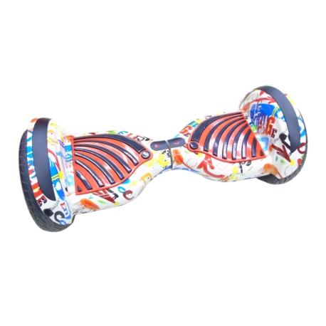 SCOOTER SMART - 10 POLEGADAS - BLUETOOTH - LED