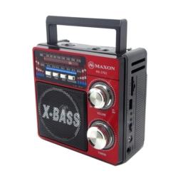 RADIO MAXON RAD-MX2702 - USB - SD - LANTERNA - RECARREGAVEL - BLUETOOTH