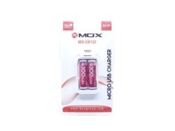 CARREGADOR DE PILHA MOX - MO-CB732 - AA 2 - 4300 MAH - USB