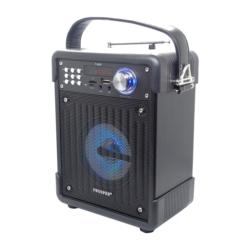 SPEAKER PROSPER P-8906 - BLUETOOTH - USB - SD - PRETO