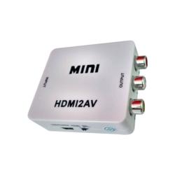 ADAPTADOR HDMI PARA RCA MABOX - HDMI PARA 3 RCA