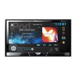 "DVD CAR PIO AVH-X5550 7""/USB/MIX/BLT/COR"