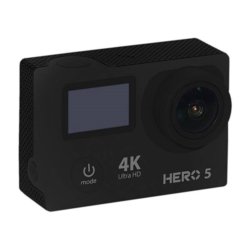 CAMERA XTREME GOALPRO HERO5 - WIFI - 4K HD - PRETO