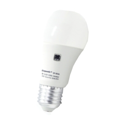 LAMPADA LED ECOPOWER EP-5938 - 9W - COM SENSOR
