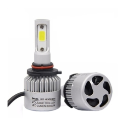 KIT LED S2 H7 - 36W - 8000 LUMENS - 12/24
