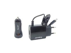 CARREGADOR ECOPOWER UNIVERSAL MICRO-USB - 12V - EP7063