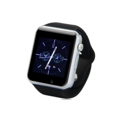 RELOGIO CELULAR SMART WATCH - 1 CHIP - MD-A1 - PRATA