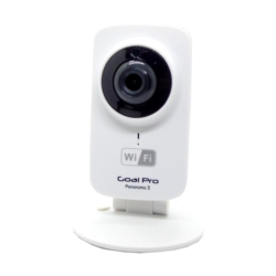 CAMERA IP GOAL PRO PANORAMA 3 - VIDEO - WIFI