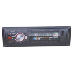 RADIO CAR ECOPOWER EP-611 - BLUETOOTH - USB - SD - RADIO FM - CONTROLE LONGA DISTANCIA