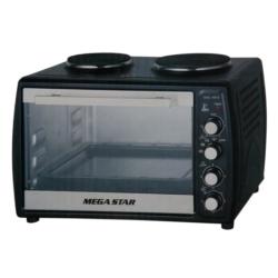 FORNO MEGASTAR HA-4510 - COM PLACA - 45 LITROS - 110