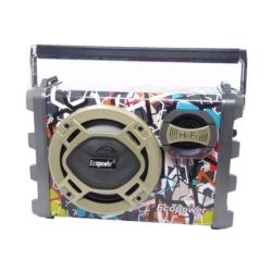 RADIO ECOPOWER EP-132 - USB - SD - BLUETOOTH