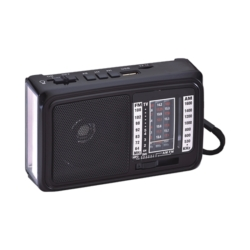 RADIO SATELLITE AR-306BT - BLUETOOTH - RADIO FM - USB -SD