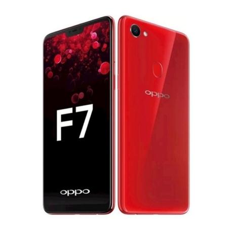 CELULAR OPPO F7 - 6,2 POLEGADAS - 6GB RAM - 128GB - 2 CHIPS - VERMELHO