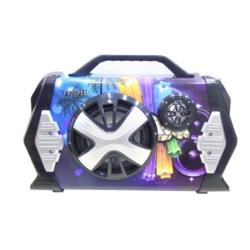 SPEAKER PROSPER P-8969 - BLUETOOTH - MICROFONE - USB - CONTROLE