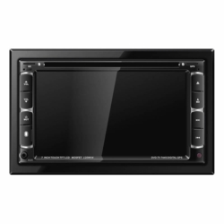 DVD CAR NAPOLI DVD-TV7335 - GPS - TV - BLUETOOTH - USB - CAMERA DE RE