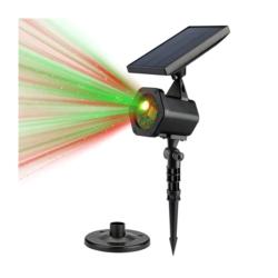 PROJETOR LED NATAL - SOLAR - PROSPER - P-08
