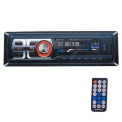 RADIO CAR NAPOLI NPL-3520BT - USB - BLUETOOTH - SD