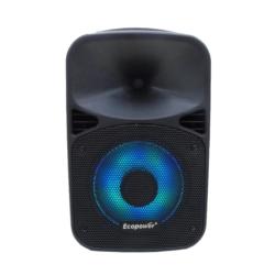 SPEAKER ECOPOWER EP-S308 - BLUETOOTH - 8 POLEGADAS - BIVOLT