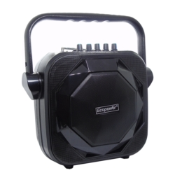 SPEAKER ECOPOWER EP-1201 - USB - SD - RADIO FM - CONTROLE
