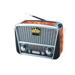 RADIO MEGASTAR RX-455 - BLUETOOTH - RADIO FM - SD - USB