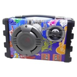 SPEAKER SATELLITE AS-392 - USB - MICRO SD - RADIO FM - BLUETOOTH