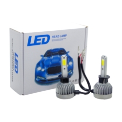 KIT LED HEAD LAMP H3 - LED - 12/24V
