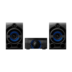 SOM SONY MHC-M40D - MP3 - 8580W - USB - BLUETOOTH - DVD