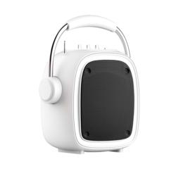 PARLANTE KOLKE KPM-258 - BLUETOOTH - USB - BLANCO