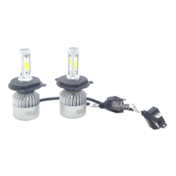 KIT LED S6 H4 - 16000LM - 12/24V - TRILED