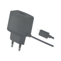 CARREGADOR ECOPOWER EP-7058 - 1 USB - V8 - 2.1 - BIVOLT
