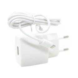 CARREGADOR ECOPOWER UNIVERSAL PARA IPHONE EP-7052 - BIVOLT