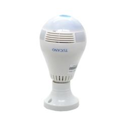 LAMPADA COM CAMERA SMART V380 - WIFI - 360 GRAUS - TUCANO