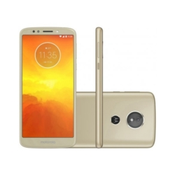 CELULAR MOTO E5 PLAY XT1920 - 16GB - 2 CHIPS - DOURADO