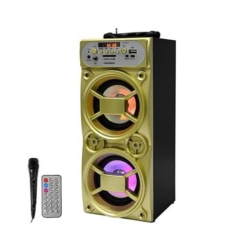 SPEAKER ROADSTAR RS-752 - USB - SD - BLUETOOTH - LED