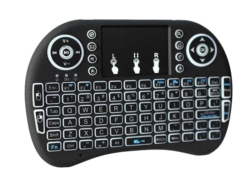 TECLADO SMART TV - MINI - RECEPTOR - TV - TV-BOX - XBOX