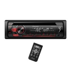 TOCA CD PIONEER DEH-S1150UB - USB - AUXILIAR - 2 RCA - MIXTRAX