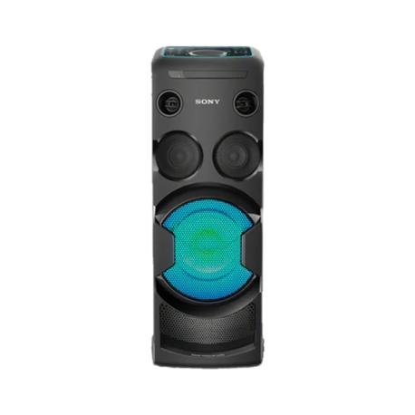 SPEAKER SONY MHC-V50D - BLUETOOTH - DVD - USB - BIVOLT