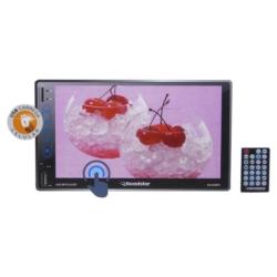 RADIO CAR ROADSTAR RS-500MP5 - 7 POLEGADAS - BLUETOOTH - 2DIN