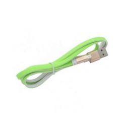 MOX CABO MICRO-USB - MO-85 - V8 - VERDE