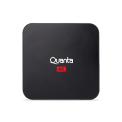 ANDROID BOX QUANTA - QTTVB8 - ANDROID 7.1 - 8GB
