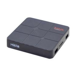 RECEPTOR NET MIDIA MAX - 4K - APLICATIVOS - IPTV - VOD - WIFI