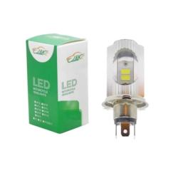 KIT LED H4 - PARA MOTO - LAMPADA - 1 PECA