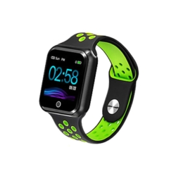 RELOGIO CELULAR SMART WATCH MD-S226 - PRETO COM VERDE