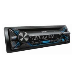 TOCA CD SONY CDX-G1202 - USB - CONTROLE - 2 RCA