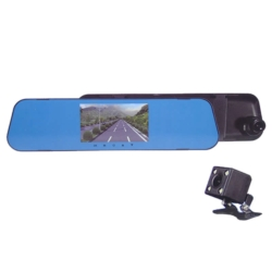 CAMERA CAR - DVR PARA VEICULOS - RODICAR - RC-610 - 2 CAMERAS