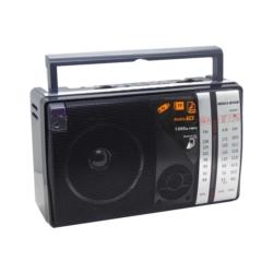 RADIO MEGASTAR RX-90BT - 3 BANDAS - USB - BLUETOOTH - TF
