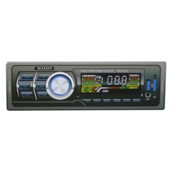 RADIO CAR MAXON MX-6264 - USB - SD - FM - BLUETOOTH - CONTROLE