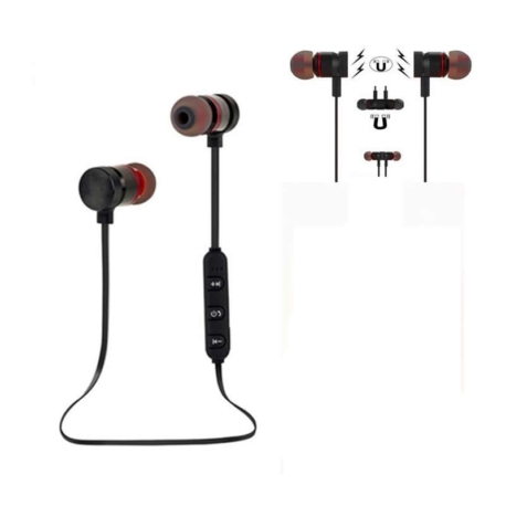 FONE SPORTS HEADSET BLUETOOTH - CABO USB