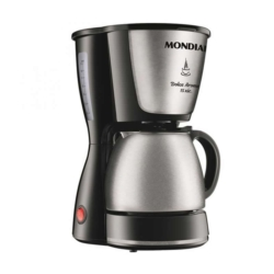 CAFETEIRA MONDIAL DOLCE AROM - C-34 - INOX - 110V