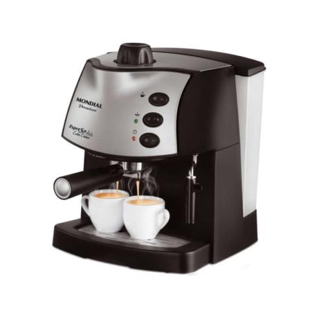 CAFETEIRA MONDIAL ESPRESSO COFFEE CREAM PREMIUM - 220V